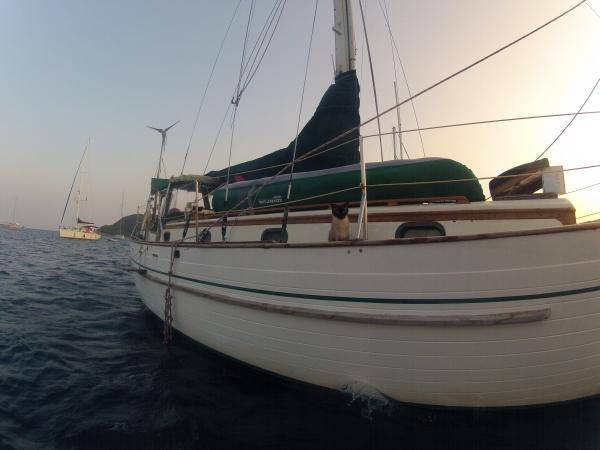 I love my boat!