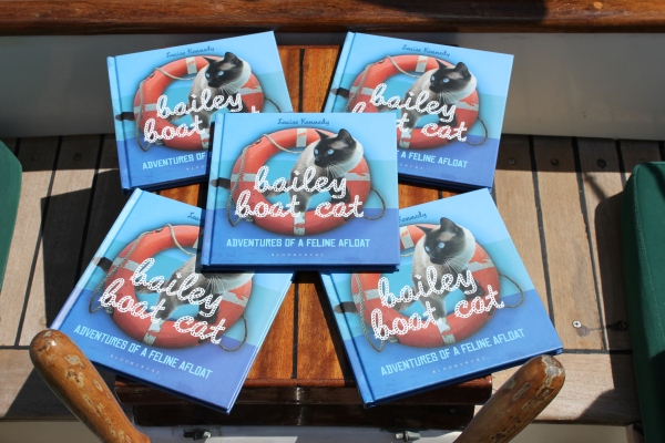 Bailey Boat Cat Books