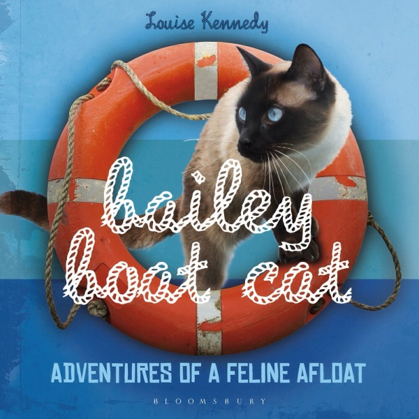 Bailey Boat Cat Book