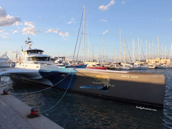 Sea Shepherd ship