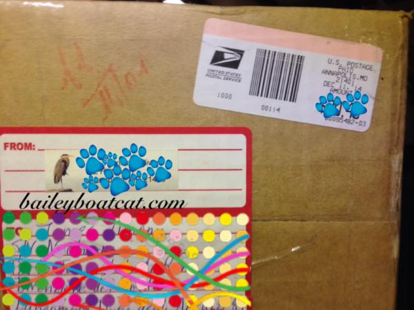 My parcel!