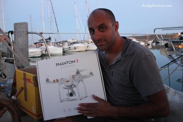 Phantom 3 Professional!
