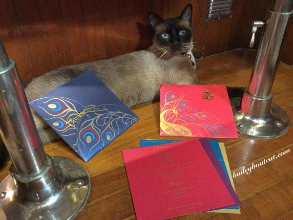 Roshni and Vishnu's invite