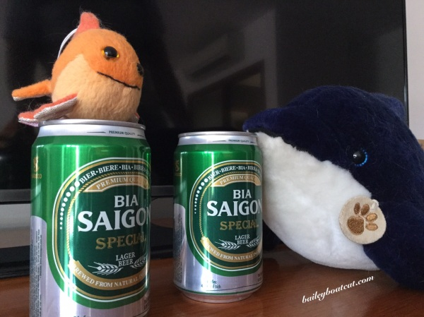 S+B Saigon beer