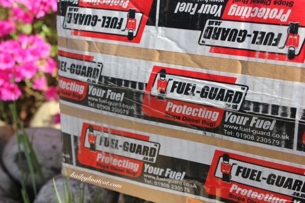 Fuel Guard Tape