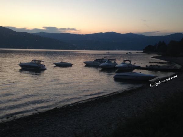 Apperitivo in Lago Maggiore